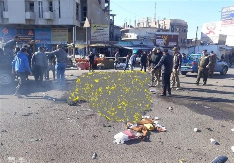 انفجار خونین عراق با بیش از 100 کشته و زخمی/برکناری فرماندهان رده بالای امنیتی