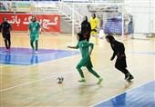 لیگ برتر فوتسال بانوان| قهرمان فصل گذشته از صعود بازماند