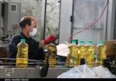 خط تولید کارخانه روغن نباتی استان کرمان به کما میرود / چشم امید 300 کارگر به تامین مواد اولیه + تصاویر