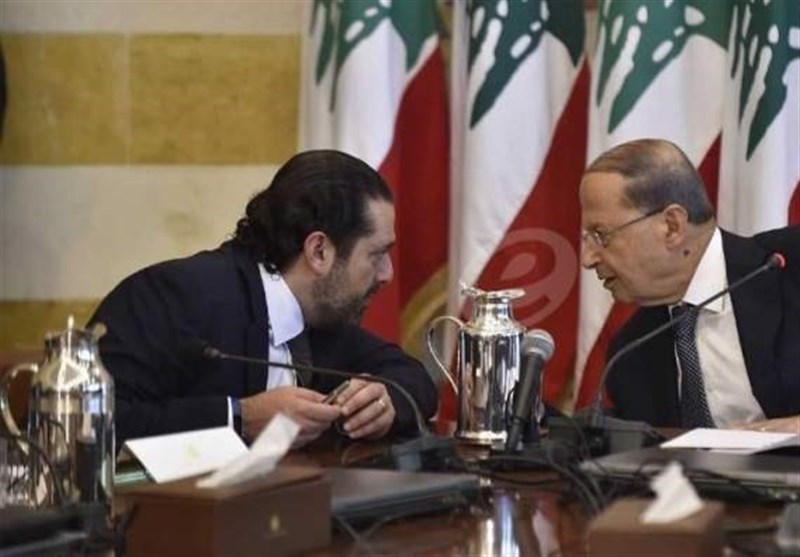 لبنان تداوم اختلافات میان عون و حریری و چشمانداز تاریک تشکیل دولت