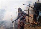 سودان|آواره شدن 123 هزار نفر در جنگ قیبلهای دارفور / تظاهرات درخاطوم در اعتراض به گرانی نان