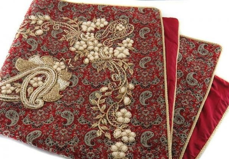 Sermeh Doozi, Luxury Ancient Iranian Embroidery