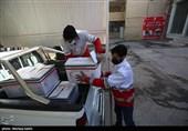 امدادگران هلال احمر 22800 عملیات امداد و نجات در کشور انجام دادند