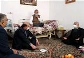 رئیس بنیاد شهید با 3 خانواده ایثارگر استان مازندران دیدار کرد