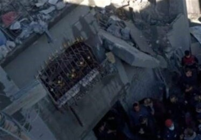 At Least 27 Palestinians Injured in Gaza Explosion