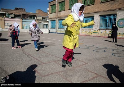 بازگشایی مدارس ابتدایی در کرمانشاه