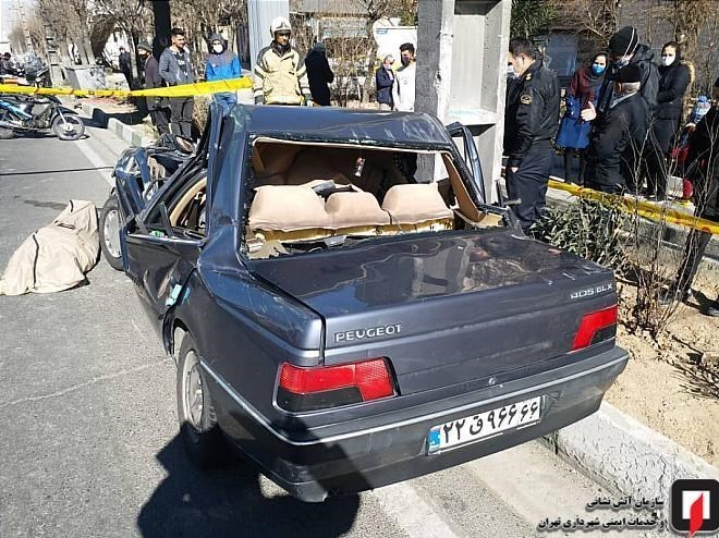 آتشنشانی , سازمان آتشنشانی تهران , پلیس راهور | پلیس راهنمایی و رانندگی , اورژانس ,