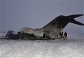 """یک سال گذشت؛ """"نقص فنی"""" عامل سقوط هواپیمای سیا در افغانستان اعلام شد"""