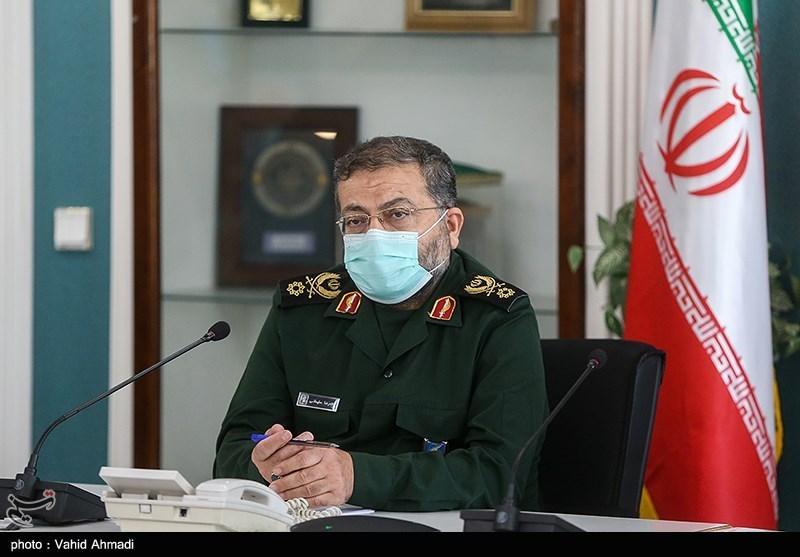 رئیس بسیج مستضعفان: طرح شهید سلیمانی به کنترل شیوع کرونا کمک کرد