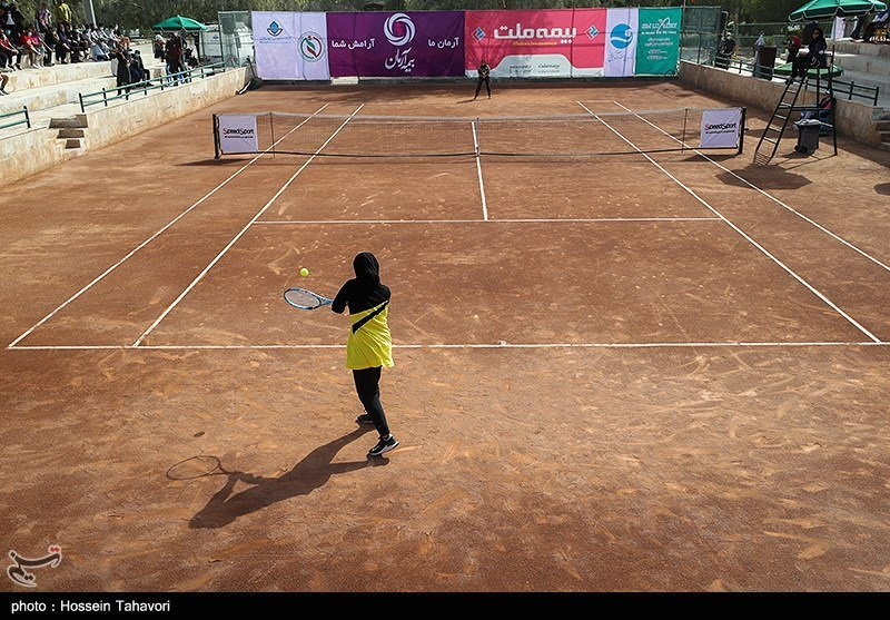 پاداش دلاری به مشکاتالزهرا صفی در تور جهانی تنیس زیر 18 سال