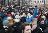نخستین اعتراضات گسترده در روسیه در سایه حمایت آشکار سفارت آمریکا