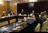 استاندار هرمزگان با فرماندهان ارتش در منطقه جنوب ایران دیدار و گفتوگو کرد+تصاویر