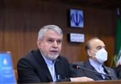 قدردانی رئیس فدراسیون جهانی اسکواش از رئیس کمیته ملی المپیک ایران