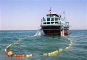 ورود کشتی تحقیقاتی فردوس به صیدگاههای خوزستان