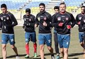 گزارش تمرین پرسپولیس| تمرینات تاکتیکی بازیکنان ذخیره زیر نظر گلمحمدی/ ریکاوری در ورزشگاه شهید کاظمی