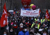 Yellow Vests Join Protests over Job Cuts in Central Paris (+Video)