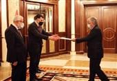 شیبانی استوارنامه خود را تقدیم رئیس دولت وفاق ملی لیبی کرد