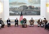 اشرف غنی در دیدار با علمای شیعه افغانستان: صلح با تضرع را نمیخواهیم