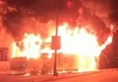 رژیم اسرائیل|آتشی کهدامن صهیونیستها را گرفت؛ قدس اشغالی صحنه جنگ مهاجران و نظامیان شد