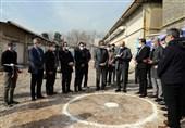 آغاز ساخت خانه ملی اسکواش با حضور علینژاد