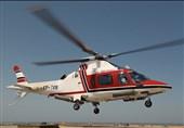 اورژانس هوایی آماده خدماترسانی به همه بنادر استان بوشهر است