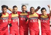 لیگ برتر فوتبال| برتری فولاد مقابل شهر خودرو در نیمه نخست