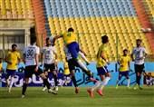 Sepahan Emerges Victorious over Sanat Naft: IPL