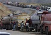 پالایش و صادرات نفت به تاراج رفته سوریه در کردستان عراق