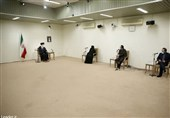 خانواده دانشمند شهید محسن فخریزاده با رهبر انقلاب اسلامی دیدار کردند