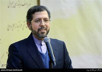 خطیب زاده: ایران همانند گذشته در کنار دولت و ملت سوریه خواهد ماند