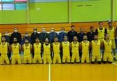 بازدید علینژاد از اردوی تیم ملی بسکتبال ناشنوایان