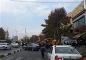"""سدمعبر در """"خیابان عطایی"""" ارومیه صدای مردم را درآورد/ شهرداری قول پیگیری داد"""
