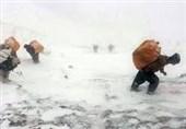 5 Iranians Confirmed Dead in Border Area Avalanche