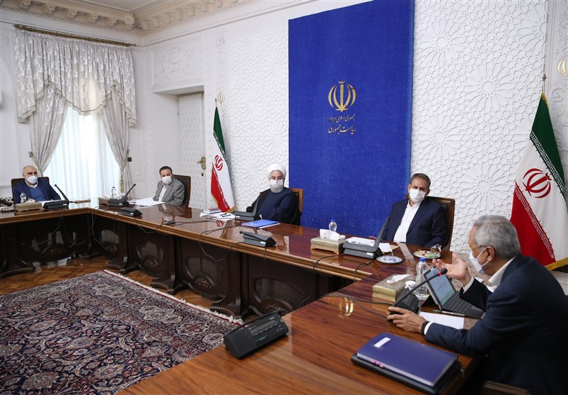 جلسه ستاد اقتصادی دولت تشکیل شد