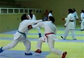 آغاز دور جدید تمرینات بانوان کاراتهکا