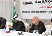 استعفای نمایندگان عربستان از هیئت معارضان سوریه در پی تشدید اختلافات