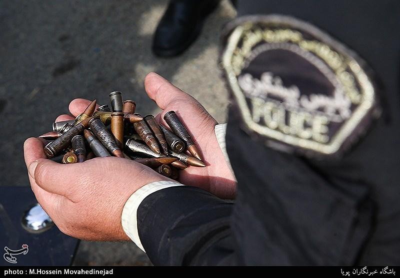 ناجا یک شهید و جانباز دیگر تقدیم انقلاب کرد+ تصاویر