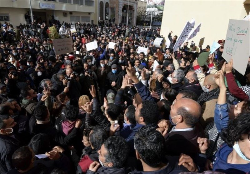 Clashes Break Out in Tunisia Following Protester's Death