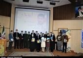 آیین اختتامیه جشنواره رسانهای ابوذر در بندرعباس + تصویر