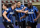 جام حذفی ایتالیا| صعود اینتر به مرحله نیمه نهایی با فتح دربی میلان/ زلاتان اخراج شد، داور تعویض!