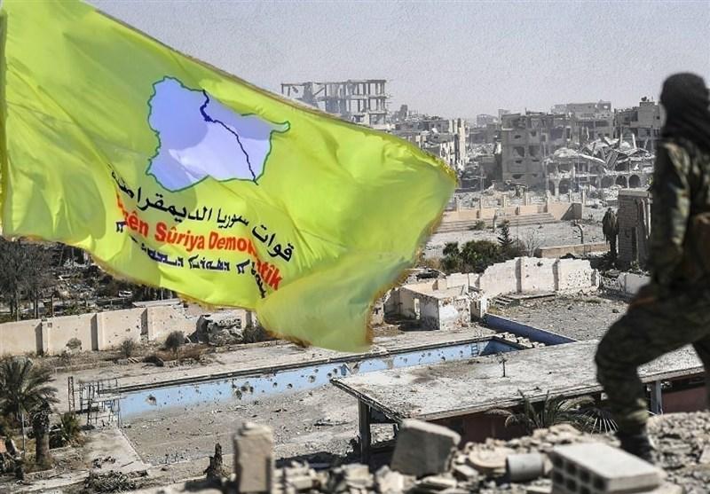 کاروان لجستیک آمریکا از شمال عراق وارد سوریه شد/ حمله به شبه نظامیان «قسد» در دیرالزور