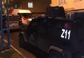 عملیات نیروهای امنیتی استانبول علیه عناصر داعش