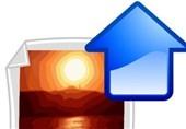آپلود فایل با استفاده از خدمات پی ام دانلود