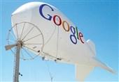 """پروژه """"اینترنت بالونی"""" گوگل شکست خورد!"""