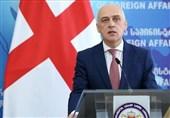 ابتلای وزیر خارجه گرجستان به کرونا