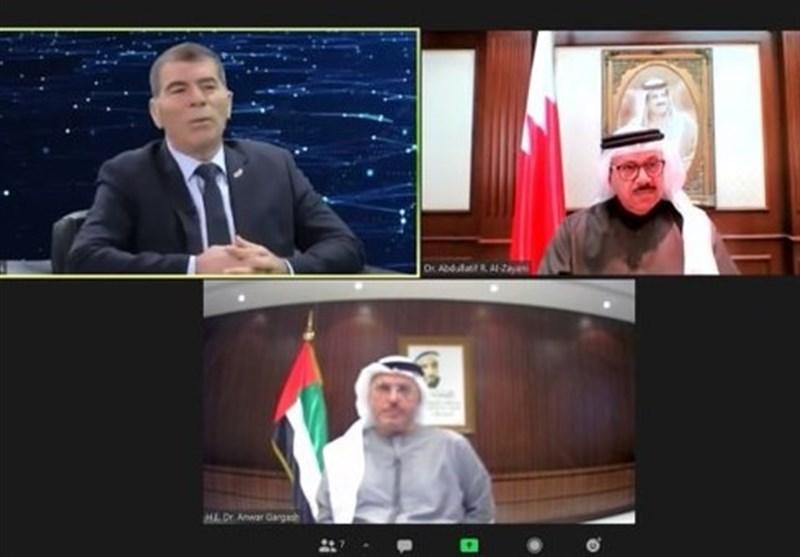 التماسهای وزیر بحرینی به صهیونیستها سوژه رسانههای عبری شد