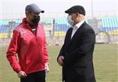 صدری: انگیزه اصلی پرسپولیس صعود به فینال آسیاست/ تواناییهای تیم ما برای سایر باشگاهها آرزوست