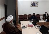 امام جمعه زنجان در دیدار با رئیس بسیج رسانه کشور: اخلاق در رسانه را تقویت کنید