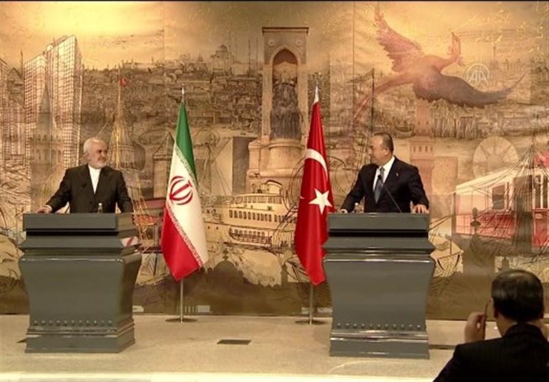 گزارش| نگاهی به سفر ظریف به ترکیه؛ همکاری 6 جانبه یا 3+3؟