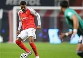 جام حذفی پرتغال| حذف سانتا کلارا در حضور یک نیمهای مغانلو
